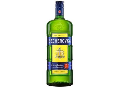 Настоянка Bacherovka (Бехерівка)