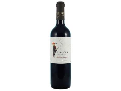 Вино Cabernet Sauvignon Aves del Sur червоне сухе