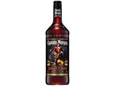 Ром Captain Morgan Black