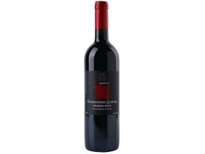 Вино Alazani Valley червоне напівсолодке