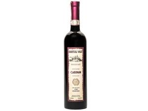 Вино Kartuli Vazi Saperavi червоне сухе